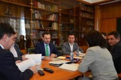 """Gheorghe Falcă: """"Suplimentăm fondurile pentru proiectul Palatul Copiilor"""""""