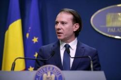 Florin Cîțu, desemnat de Klaus Iohannis pentru funcția de premier