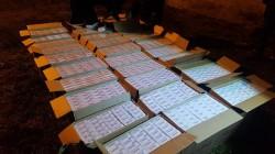 Jandarmii arădeni au confiscat 15.000 de pachete de țigări netimbrate