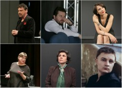 """Pentru doamne, cu drag, versuri... în dar. Teatrul Clasic prezintă o nouă ediție a """"Serii de poezie"""""""