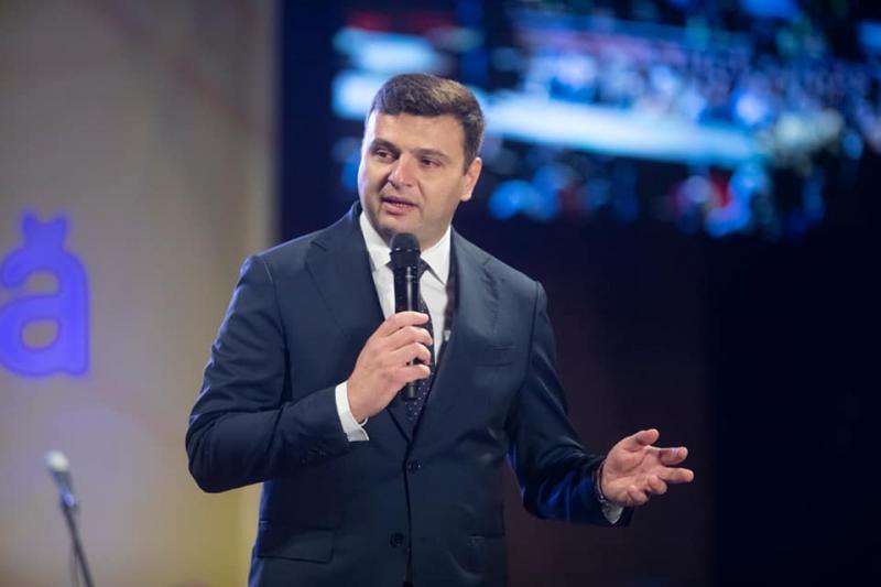 Canditatura lui Sergiu Bîlcea la Primăria Arad, validată în Biroul Permanent Naţional  al PNL