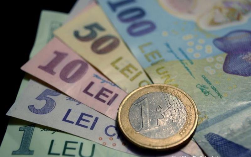 Un nou record istoric pentru Euro!
