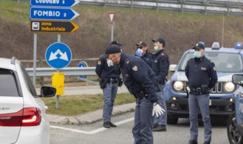 Toată Italia intra în carantină!  Nimeni nu intră, nimeni nu iese din țară fără o justificare clară!