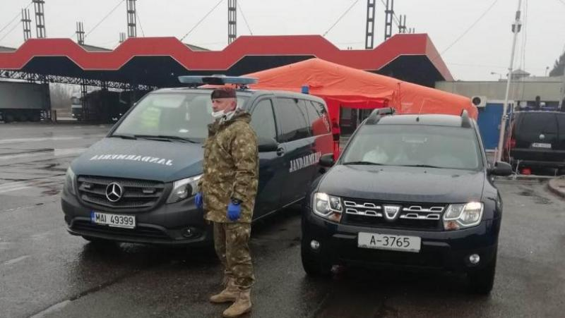 Serbia a închis mai multe granițe la frontieră cu România