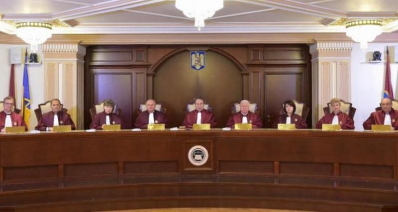 CCR a respins OUG privind organizarea alegerilor anticipate