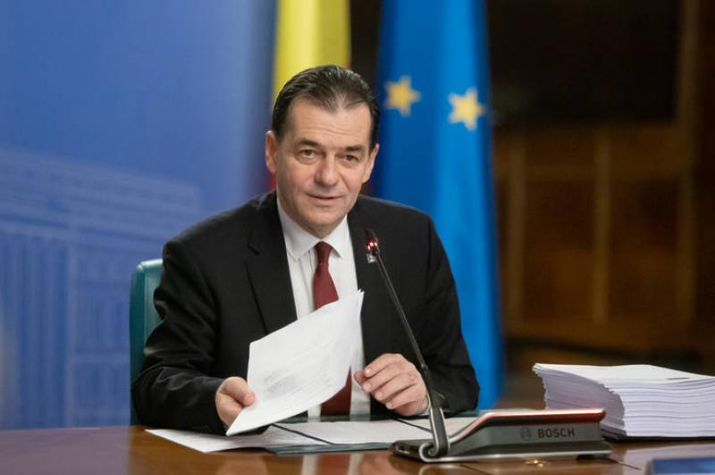 Ludovic Orban intră în autoizolare 14 zile. Toți membrii Guvernului vor fi testați pentru Coronavirus
