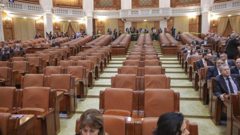 Guvernul Orban a primit votul de învestire al Parlamentului!
