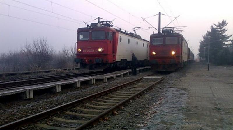 Anunţ CFR! Începând sâmbătă, se închid temporar, anumite puncte de trecere a frontierei cu circulație feroviară