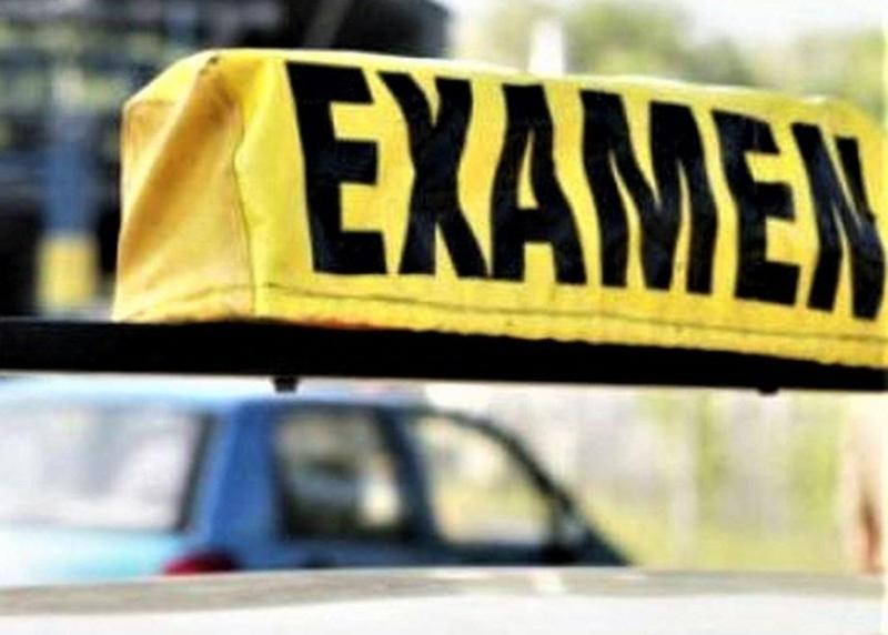 Examenele pentru permise auto, suspendate la Arad