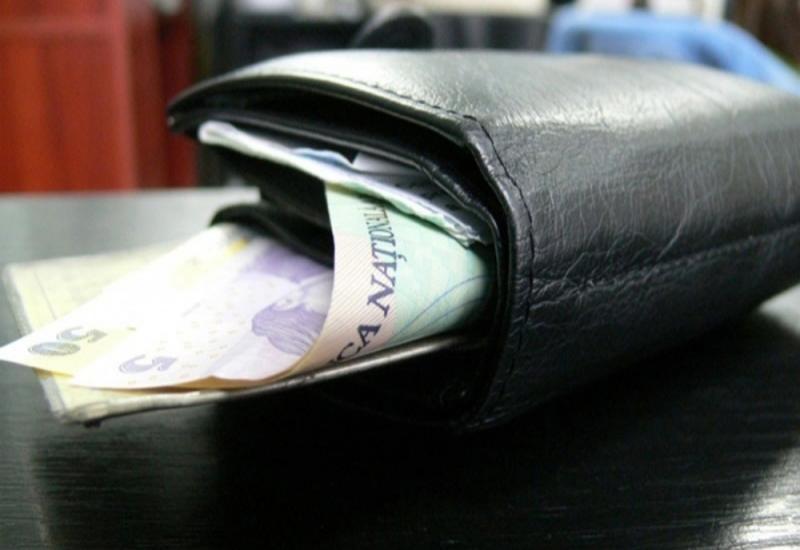 Hoț din Curtici, prins de polițiști după ce a furat un portmoneu cu acte și bani