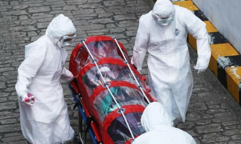 Bărbatul depistat cu coronavirus în vârstă de 64 de ani din Arad este al 6-lea mort din România!