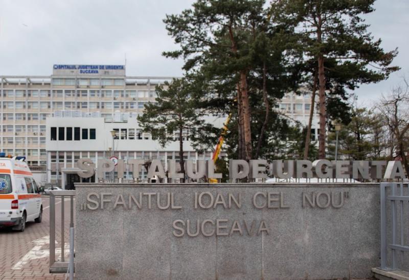 ANCHETĂ la Spitalul din Suceava. Este vorba de o contaminare în masă