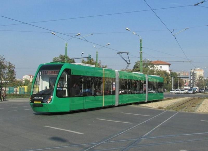 Circulație redusă pentru tramvaie în municipiul Arad. Sâmbăta și duminica circulația este oprită