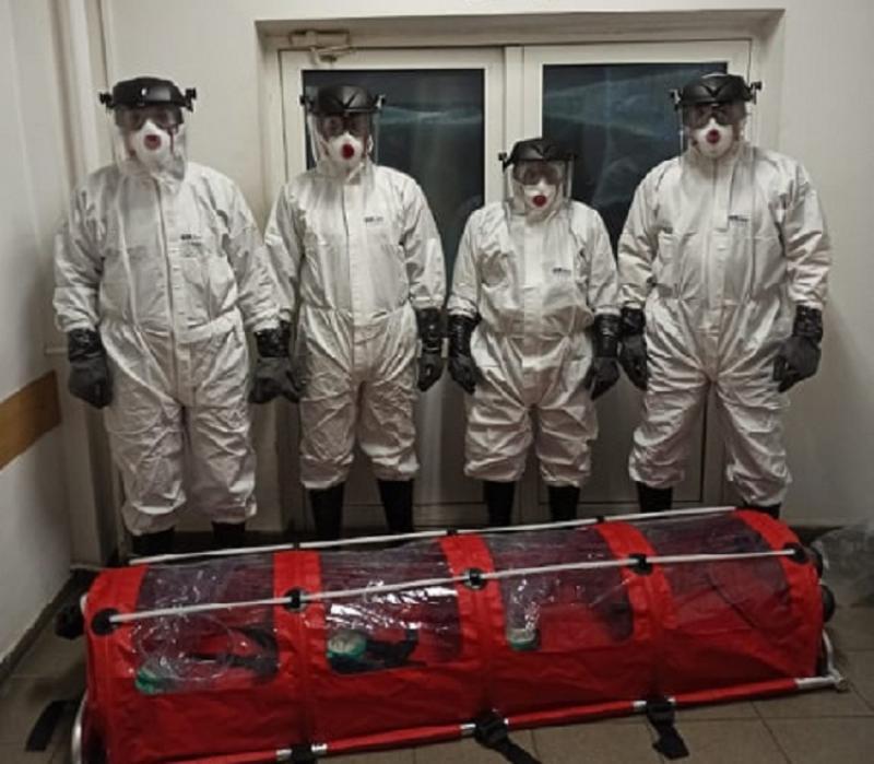 La începutul săptămânii viitoare se aşteaptă depăşirea pragului de 2000 de infectări, autorităţile se pregătesc  pentru scenariul 4