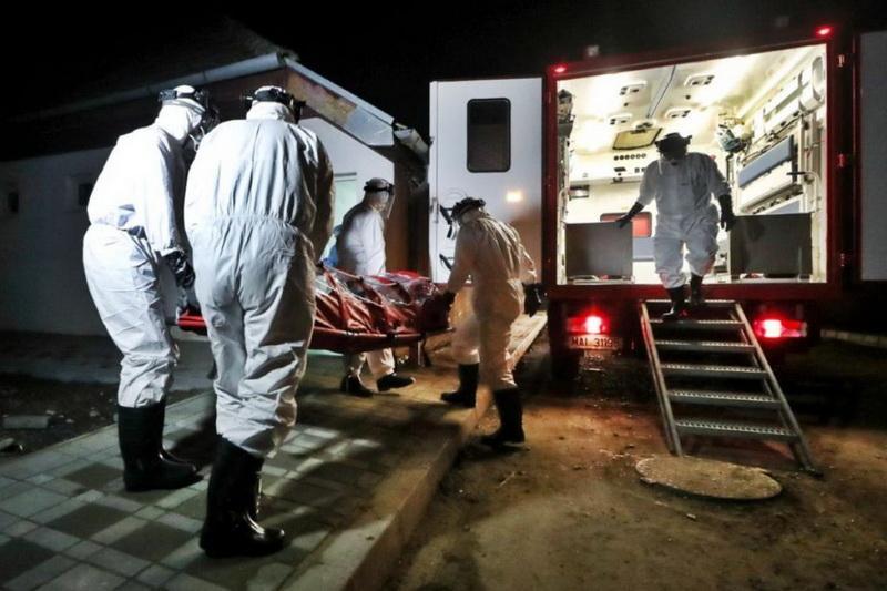 Ultima ORĂ! Al 38-lea deces din cauza epidemiei de coronavirus din România