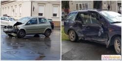 Accident cu victime pe Augustin Doinaș ! Șase victime din care două incarcerate!
