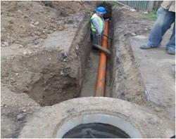 Un prim pas în direcția reabilitării și extinderii sistemului de alimentare cu apă și apă uzată din zona Grădiște Est