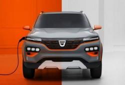 Dacia Spring, primul model electric a producătorului de la Mioveni