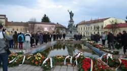 Manifestările comemorative de la Arad, dedicate revoluției pașoptiste din 15 martie amânate pe fondul limitării răspândirii noului coronavirus