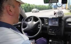 L-au prins cu 238 km/h pe autostrada A3, București – Brașov