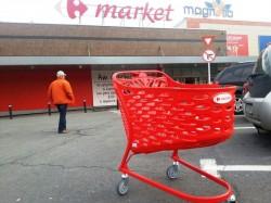 Toate supermarket-urile înștiințate să prevină aglomerația la casele de marcat