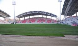 "Ce siglă va avea stadionul municipal ""Francisc Neuman"""