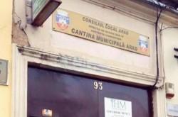 Activitatea Centrului Social Cantina Municipală se restrânge, dar beneficiarii cantinei vor primi pachete alimentare cu hrană rece