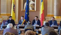 Consiliul Local a aprobat suma de 1,3 milioane de lei destinată  achiziționării materialelor sanitare de protecție