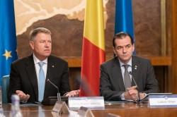 Iohannis îl desemnează pe Ludovic Orban premier aflat în izolare!