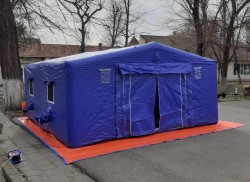 Măsuri preventive luate de Spitalului Clinic Județean de Urgență Arad în contextul situației epidemiologice