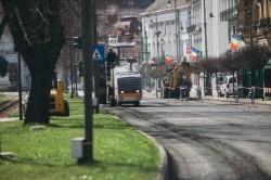 """Bîlcea: """"Şantierele deschise în municipiu şi judeţ merg mai departe"""""""