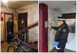 """Poliţia Locală Arad verifică respectarea măsurilor de izolare la domiciliu impuse persoanelor sosite din """"zonele galbene"""""""
