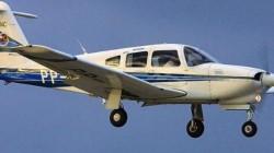 Un avion de mici dimensiuni s-a prăbuşit în județul Arad!
