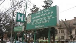 """Coronavirusul a fost tratat cu succes până acum la Spitalul de Boli Infecţioase """"Victor Babeş"""" din Timişoara"""