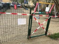 Primăria Arad a închis locurile de joacă din municipiu și zonele de recreere din parcuri