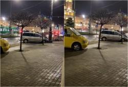 Poliţia verifică pe străzile din Arad respectarea prevederilor din Ordonanța militară 2, care interzice cetățenilor să iasă din casă noaptea