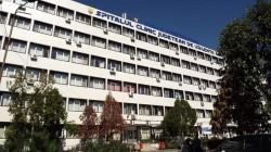 Linii de gardă la domiciliu, la Spitalul Județean Arad
