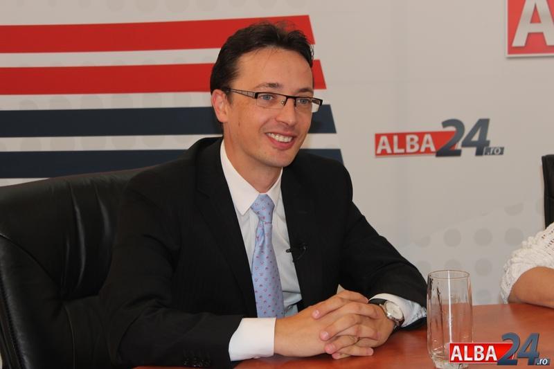 Horea Timiș este noul director al Direcției de Sănătate Publică Arad