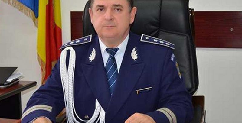 Șeful IPJ Arad, Ioan Tamaș, în autoizolare. Un membru al familier confirmat pozitiv cu Covid 19