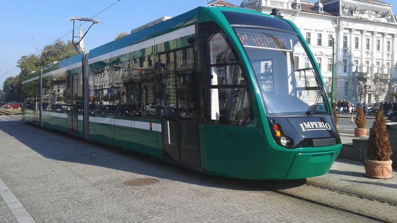 Fără transport în comun în Arad de Sărbătorile Pascale