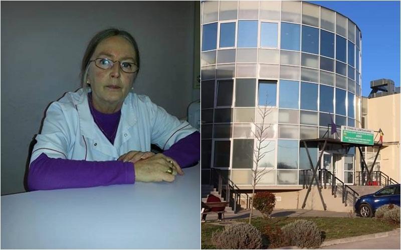 A fost necesar o mărturie a unui pacient, un scandal mediatic şi o ancheta internă,  ca dr. Rodica Negrescu şă-şi dea demisia de la TBC