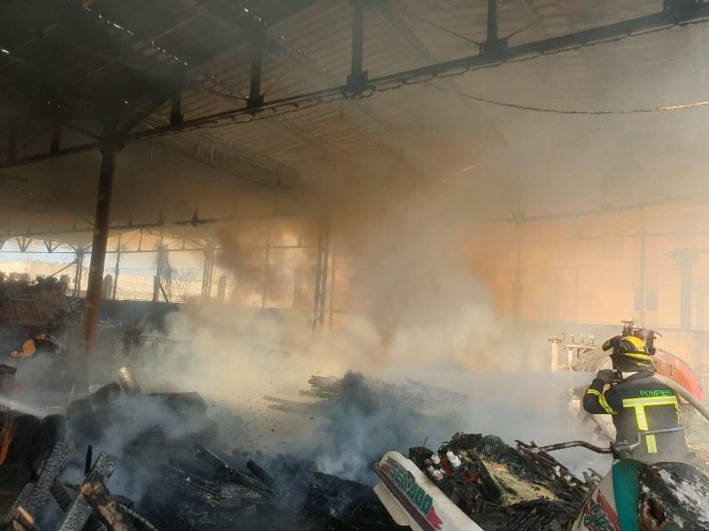 Încă un incendiu în zona Gai, cam multe în ultima vreme, nu poate fi doar o întâmplare!