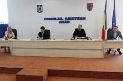 Peste 7,8 milioane de lei, alocați pentru combaterea COVID De Consiliul Judeţean Arad