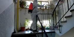 2,7 milioane de lei pentru servicii de dezinfecție în municipiul Arad