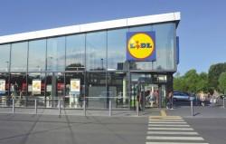 Un nou magazin Lidl va apărea în Arad
