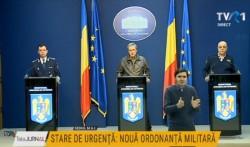 Ordonanţa Militară 7 / Se suspendă mai multe zboruri  înspre şi dispre ţările care au intrat în zona roşie / Carantină pentru localitatea Ţăndărei