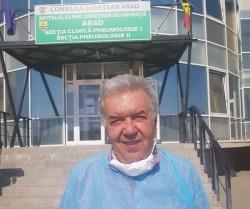 Interviu GHEORGHE NINI, medicul coordonator spital COVID 19 Arad
