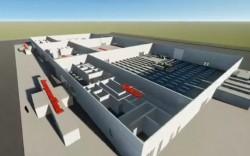 Primul spital de campanie al unei administraţii locale va fi amenajat la Arad în Complexul Expo. Vezi cum va arăta spitalul
