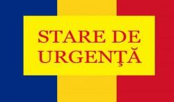 Parlamentul a aprobat prelungirea stării de urgenţă  decretată de preşedinte cu încă 30 de zile