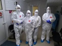 11 intervenții chirurgicale, efectuate la Arad, la persoane suspecte sau confirmate cu COVID-19!